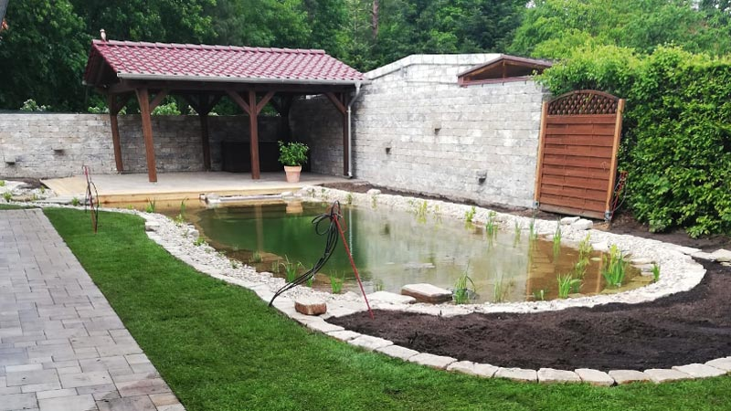 Johann Schindler Garten und Landschaftbau Gartenbau Planung Gestaltung Design Naturgarten