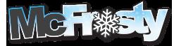 McFrosty Winterdienst Logo